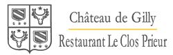 Restaurant Clos Prieur – Bourgogne Logo